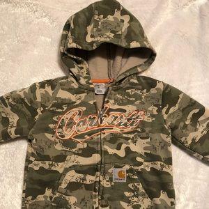Little boys first ❤️ Carhartt jacket
